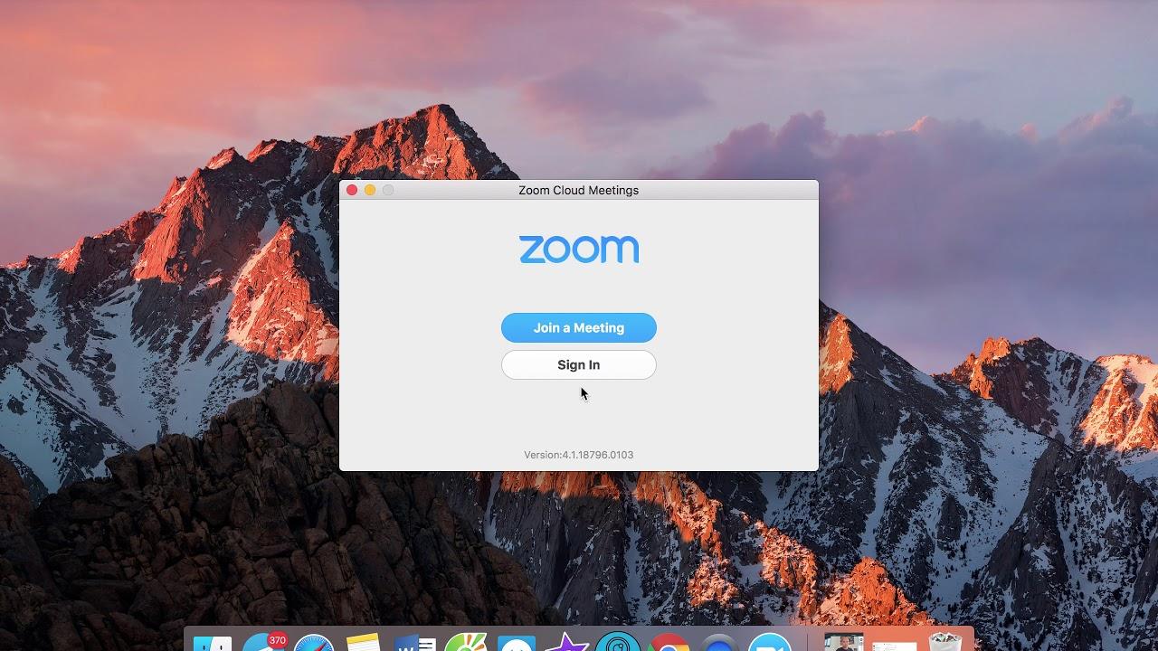 Tải phần mềm Zoom cho máy tính