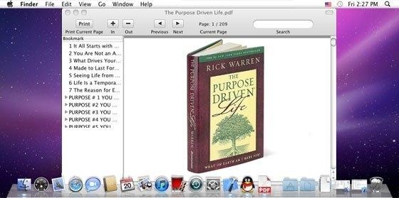 phần mềm đọc pdf cho mac