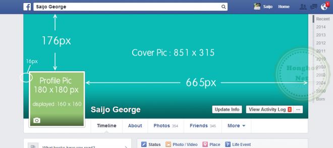 Kích thước ảnh bìa facebook chính xác nhất là bao nhiêu?