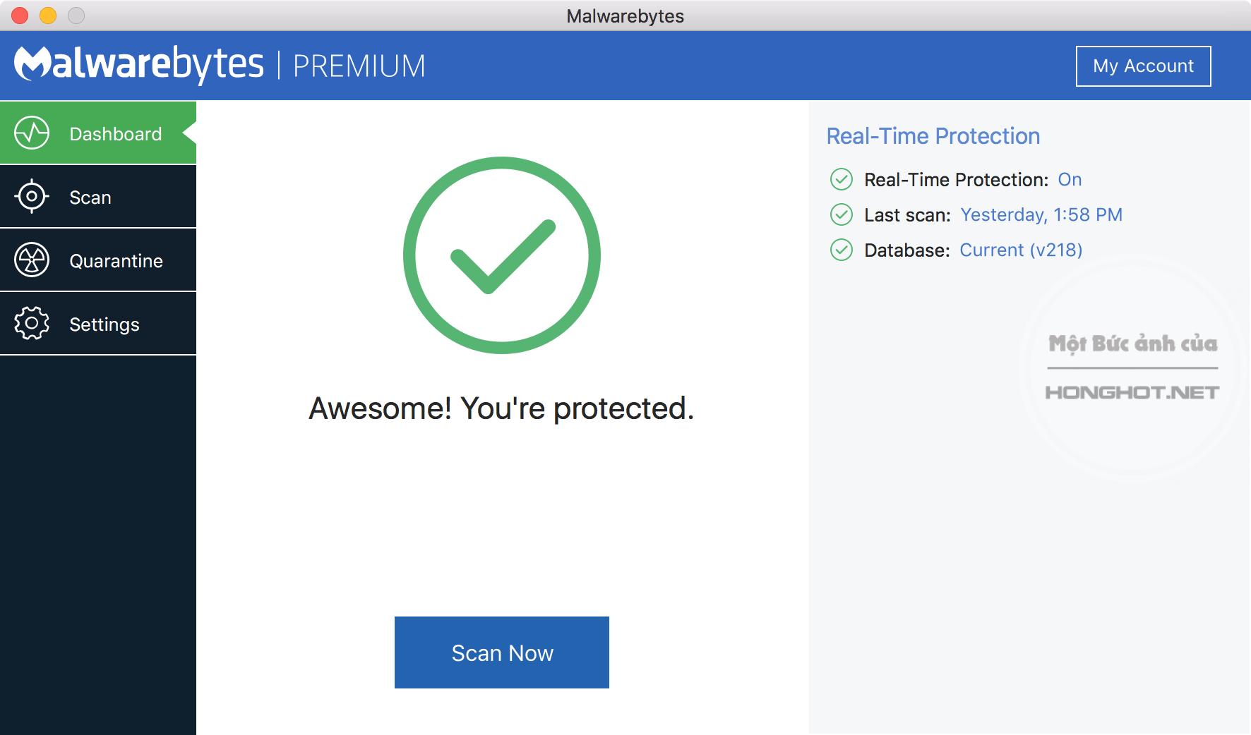 Top 4 phần mềm diệt malware tốt nhất