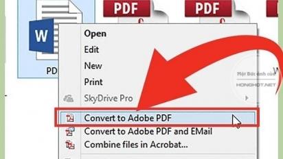 Cách giảm dung lượng File PDF hiệu quả nhất