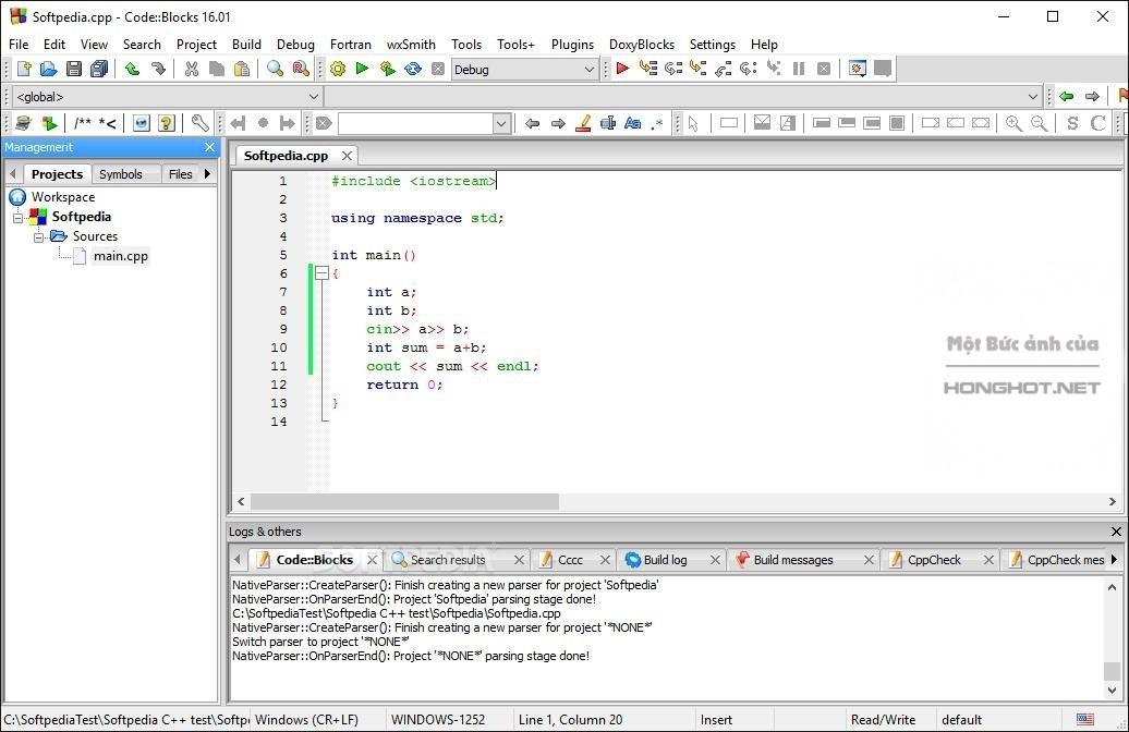 Top 8 phần mềm lập trình C++ tốt nhất và phổ biến