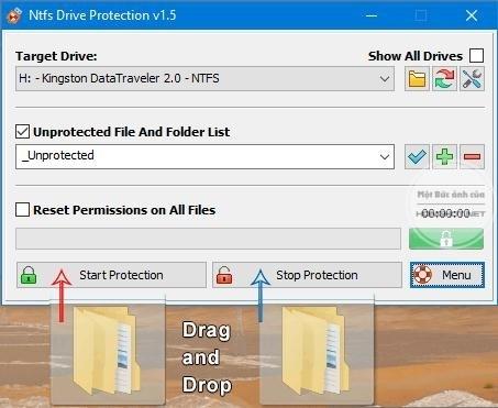 Hướng dẫn cách đóng băng USB để bảo vệ dữ liệu, phòng tránh virus