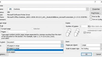 Hướng dẫn cách in 2 mặt trong Excel đơn giản nhất