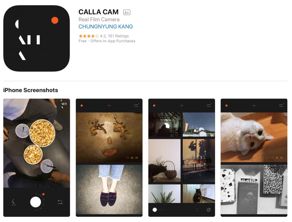 Top 8 app chỉnh ảnh màu Film có nhiễu hạt, có vết xước miễn phí đẹp nhất