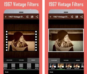 Top 8 app chỉnh ảnh màu Film có nhiễu hạt, vết xước miễn phí đẹp nhất
