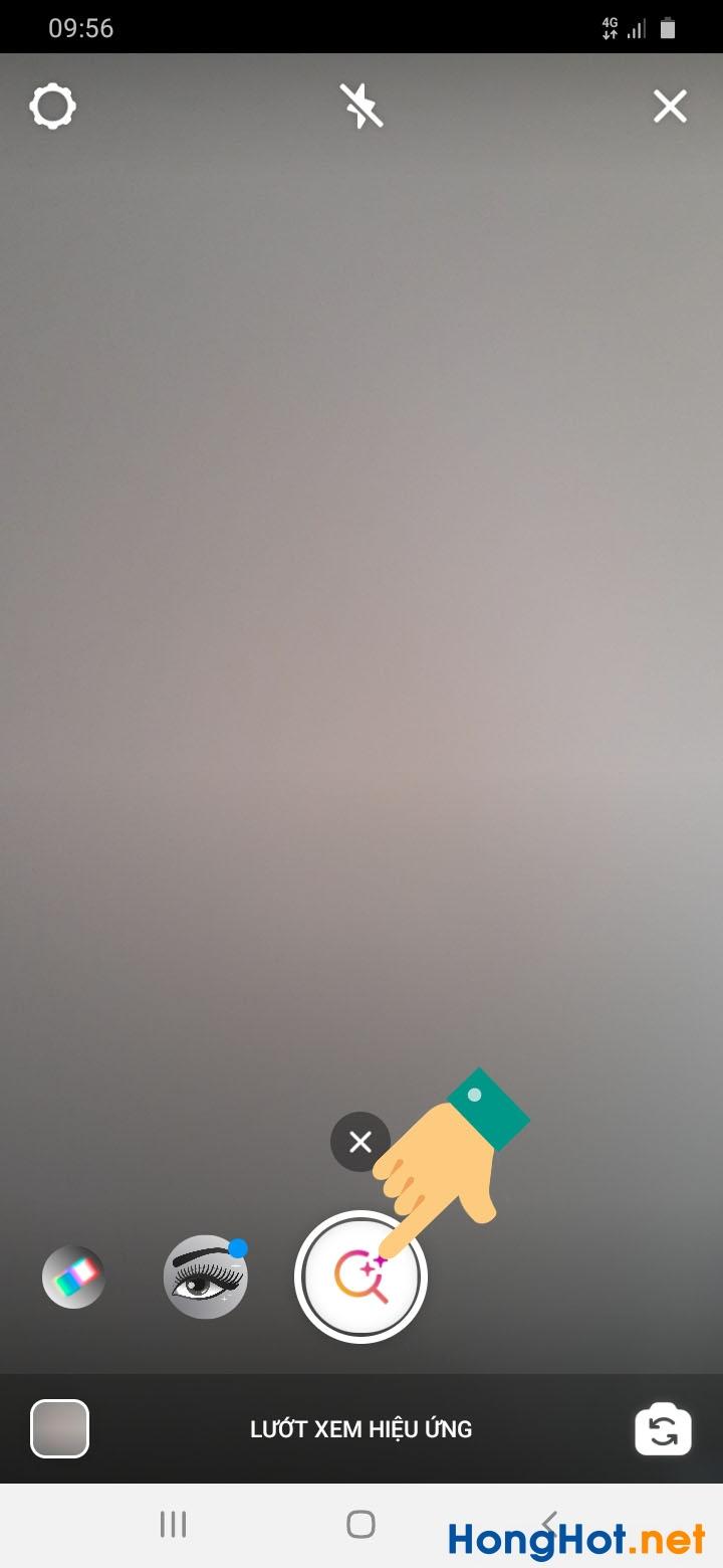 Cách chèn sticker 3 con gấu trên Instagram TikTok 3