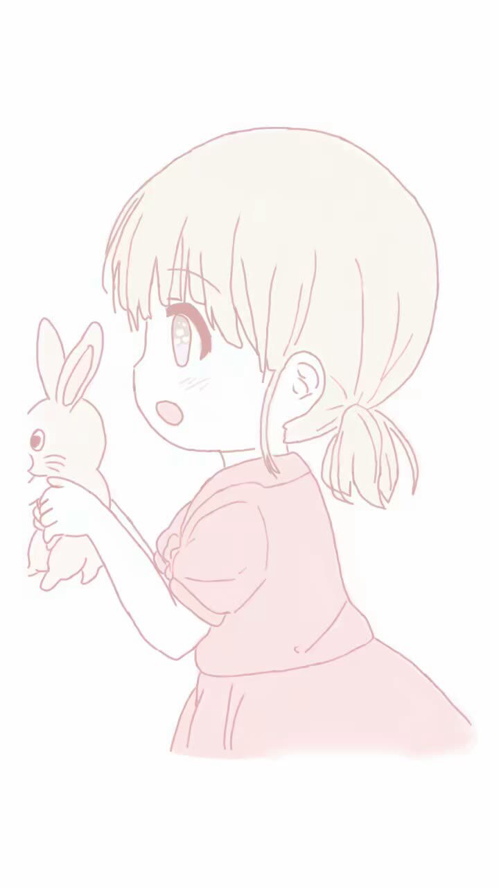 Hình nền thỏ con