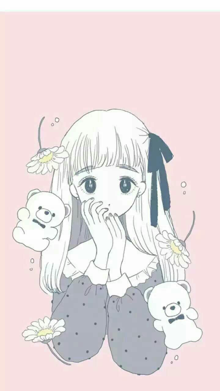 Hình nền bé gái