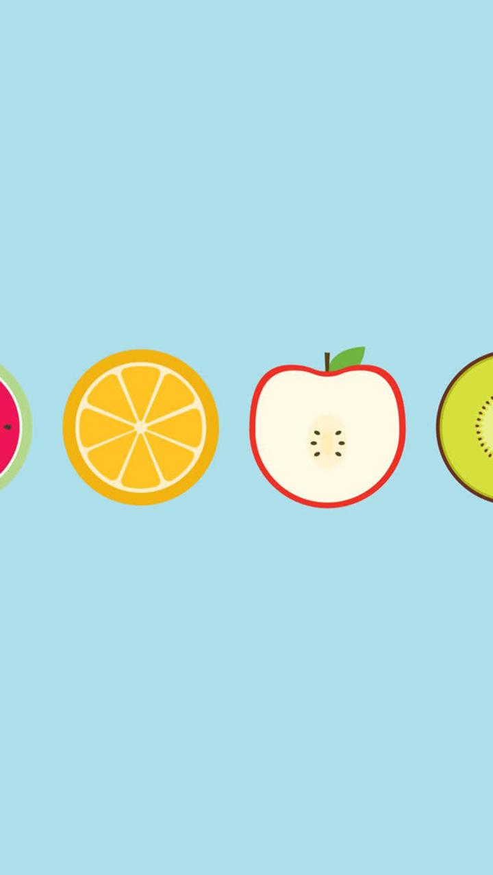 Hình nền hoa quả