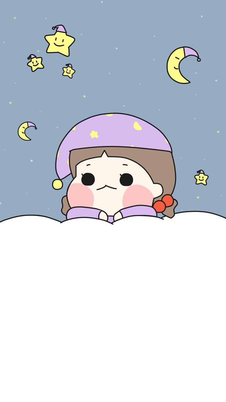 Hình nền bé ngủ mơ