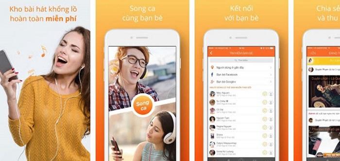 Top 6 ứng dụng Hát Karaoke trên điện thoại Hay nhất